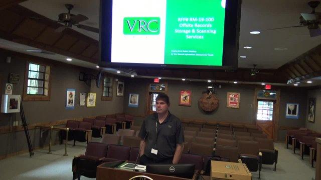 Vital Records Control Presentation