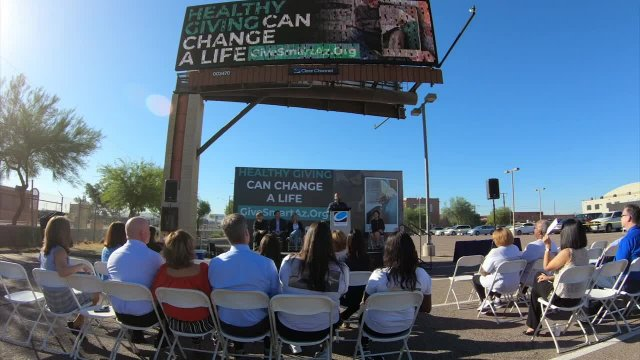 Healthy Giving Campaign Billboards