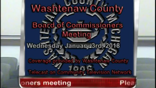 Board of Commissioner Meetings