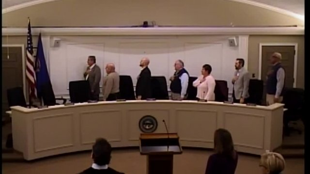 City Commission Meeting November 11, 2019