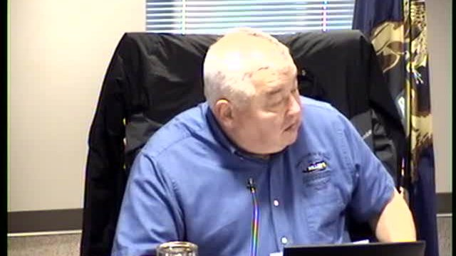 Board of Commission Study Session - Nov 5, 2019