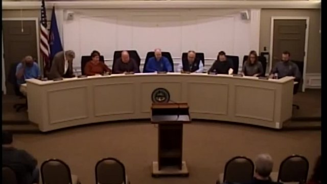 City Commission Meeting - November 18, 2019