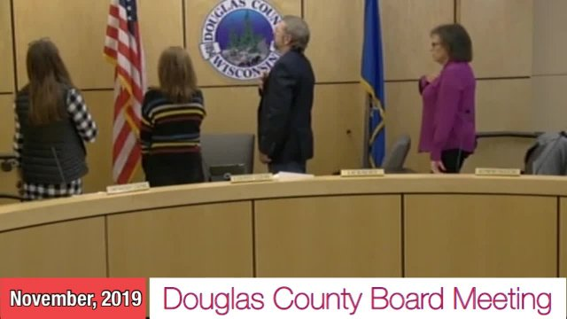 November 21, 2019 County Board