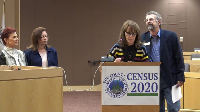 2020 Census Count Kickoff Event