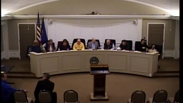 City Commission Meeting - December 2, 2019