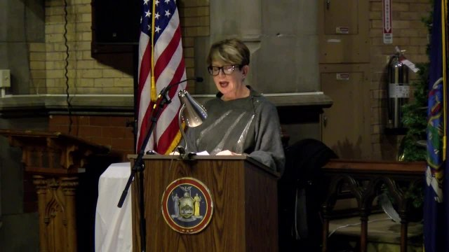 Nellie Bly Town Hall 12-3-2019