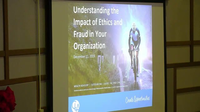 December-11-2019, Ethics Presentation
