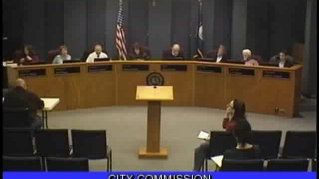 Board of Commissioners Meeting - January 14, 2020