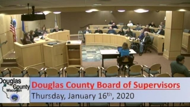 January 16, 2020 County Board