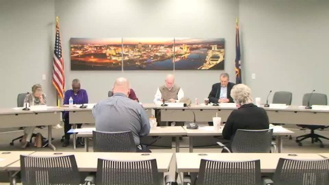 Library Board Meeting - January 27, 2020