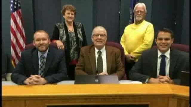 Board of Commissioners Meeting - January 28, 2020