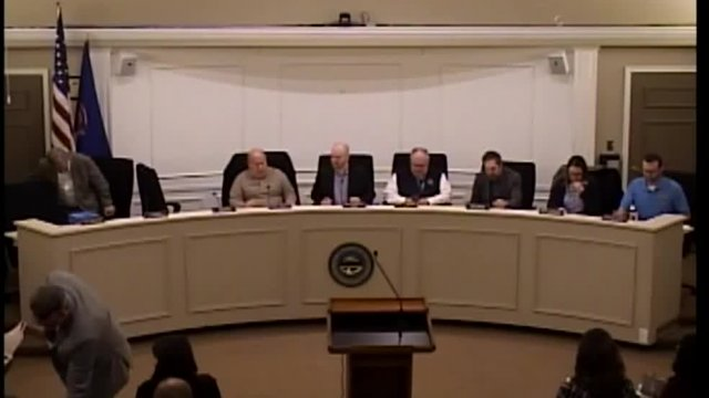 City Commission Meeting, February 3, 2020