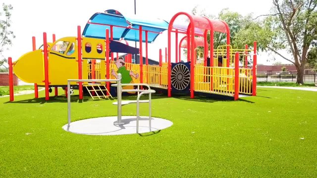 Dennis The Menace Park Video