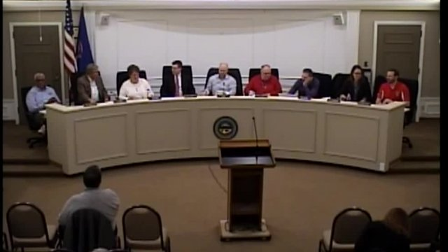 City Commission Meeting February 17, 2020
