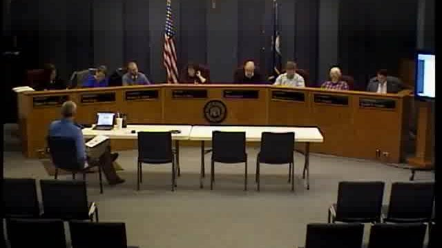 Board of Commissioners Meeting - February 18, 2020