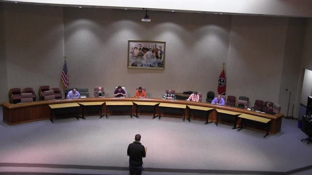 Board of Commissioners Meetings