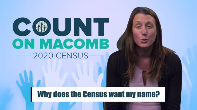 PSA - Census 2020 Q7 Jodie Claycomb
