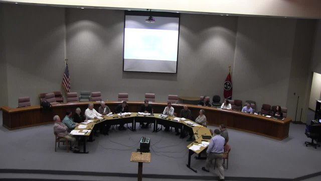 Planning & Zoning Commission Meetings