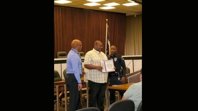 PAPD Announces Awards and Promotion