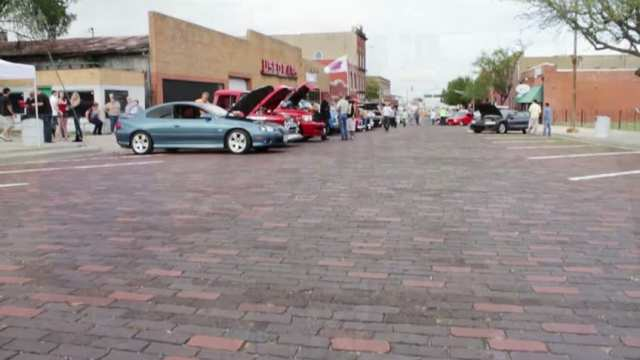 Corsicana Second Saturdays