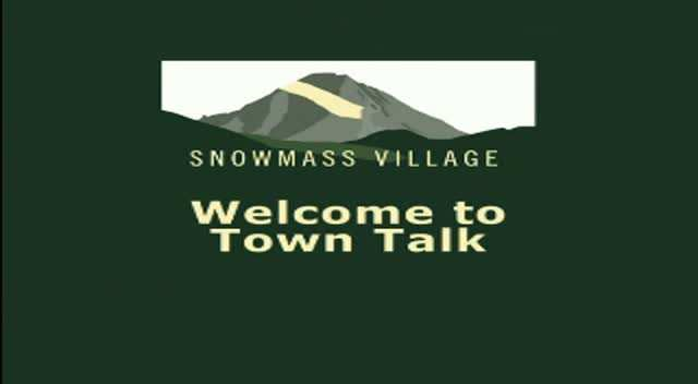 Snowmass Recreation Center Top Five