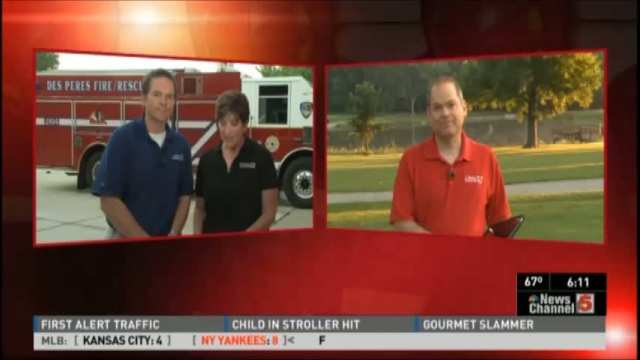 KSDK Firehouse Friday:  The Lodge at Des Peres