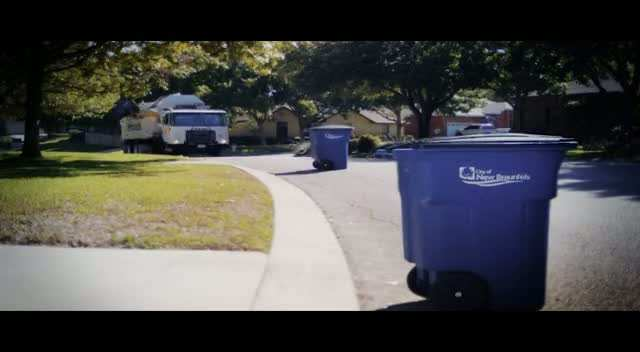Community Recycling in New Braunfels