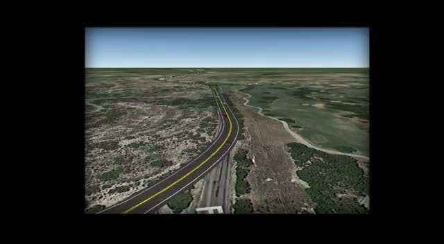 Flint Rock Road Improvement Project video