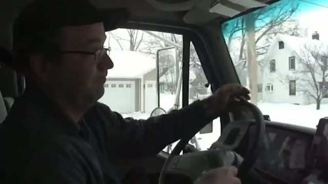 Snow Plowing in Northfield