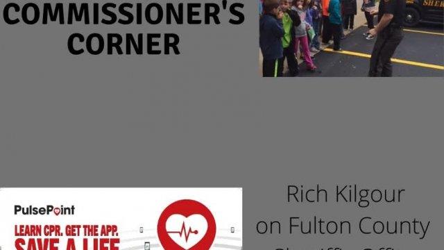 Commissioner's Corner March 2020 Rich Kilgour