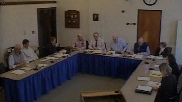 3-09-2020 - Monthly Commissioners Meeting