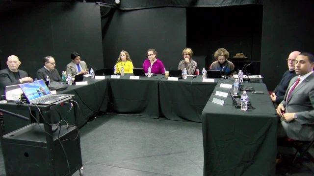 RIOC March 5 2020 Board Meeting Pt. 1