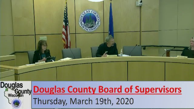 March 19, 2020 County Board