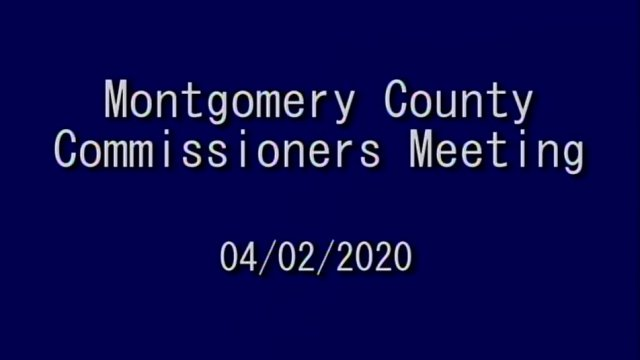04/02/2020 Commissioners Meeting