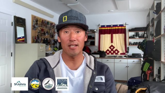 A Message from Jimmy Chin