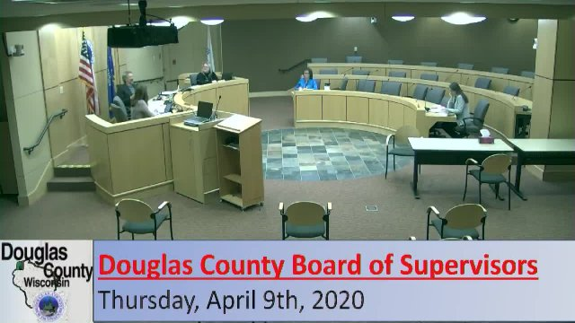 April 9, 2020 County Board