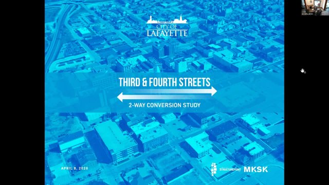 3rd/4th Street 2-way Conversion Feasibility Study