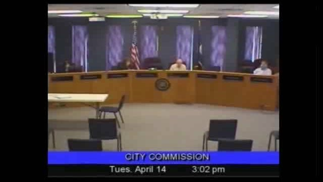 Board of Commissioners Meeting - April 14, 2020