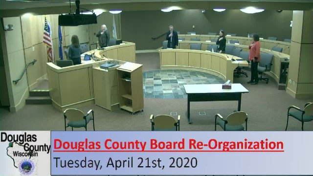 April 21, 2020 County Board