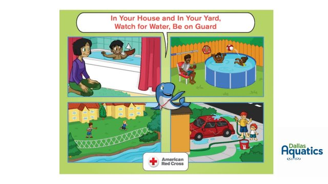 Water Safety Challenge 3 - In your House