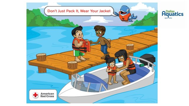 Water Safety Challenge 1 - Dont Just Pack it