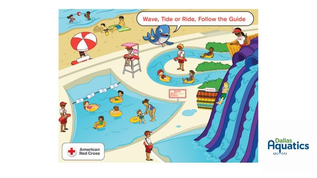 Water Safety Challenge 5 - Wave Tide or Ride