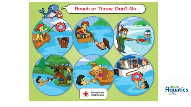 Water Safety Challenge 4 - Reach or Throw