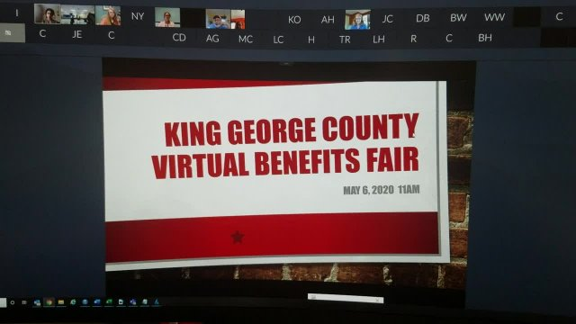 HR's VIRTUAL Benefits Fair - May 6, 2020