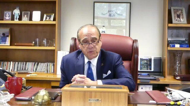 President Judge DelRicci - 5/11/20 address