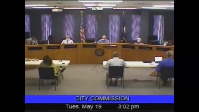 Board of Commissioners Meeting – May 19, 2020