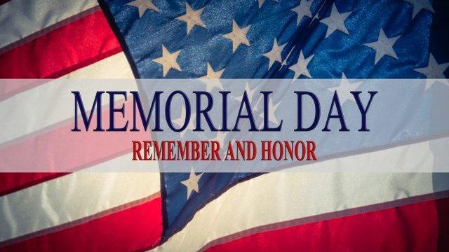 MemorialDayTribute