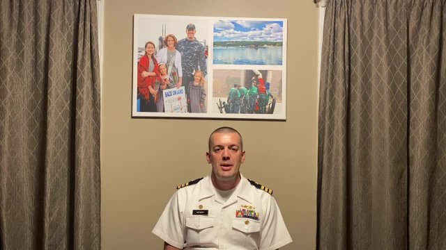 2020 Memorial Day address by Commander James Henry