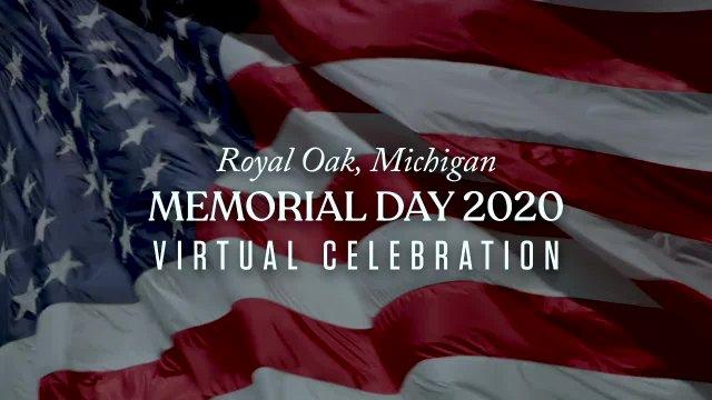 Memorial Day 2020 Video