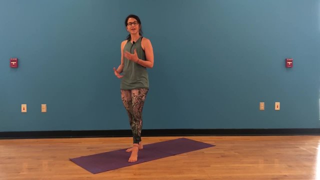 June 1 - Vinyasa basic flow